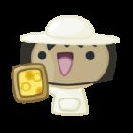 Beekeeper Yoshi